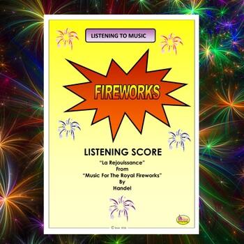 Fireworks - LISTENING SCORE