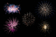 Fireworks Photoshop Ovarlays, Sparkle Fireworks Clipart