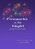 Fireworks in the Night, George Frideric Handel Primer Leve