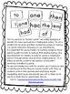 First 100 Fry Word Cards/Mats