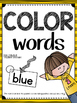 First 100 Fry Word Sight Word {Word Rings}