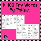 First 100 Fry Sight Words: Help Students Make Connections