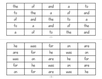 Fry's First 100 Sight Words Book