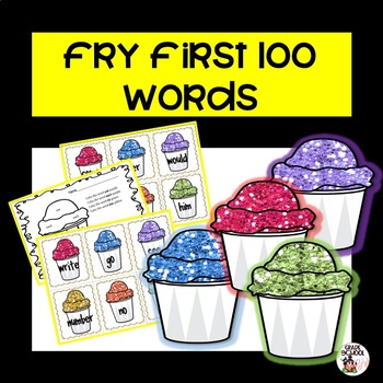 First 100 Words on the Fry List