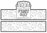 First (1st) Day of School Headband