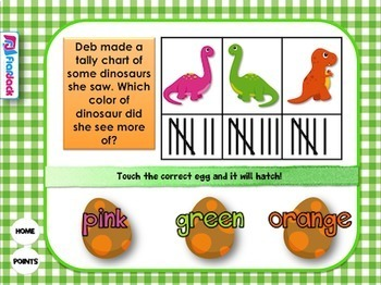 First 1st Grade Math Smart Board Game Pack
