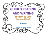 First 20 Days of Guided Reading