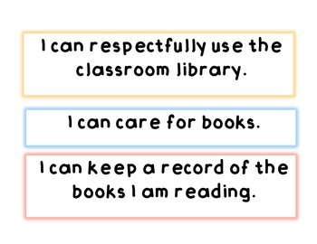 First 20 Days of Reading Posters