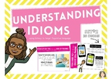 Understanding Idioms Using Bitmoji: Set #2