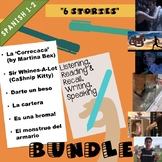 First 6 Stories of Spanish 2 + Assessment