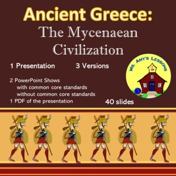 Ancient Greece: THE MINOAN AND MYCENAEAN CIVILIZATIONS PowerPoint Presentation