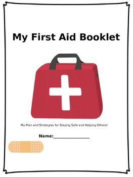 photo regarding Printable First Aid Guides identify To start with Assist Booklet