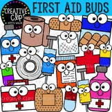 First Aid Buds {Creative Clips Clipart}