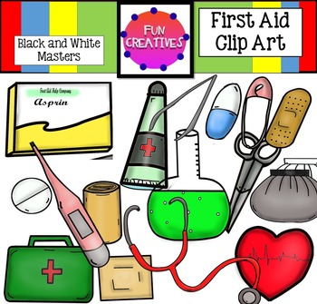 First Aid Clip Art