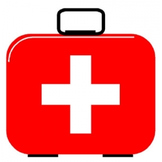 First Aid - Guide for Accidents and Emergencies - Text and