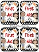 First Aid Kit Labels ~ Freebie