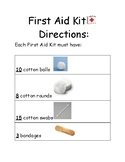 First Aid Kit Vocational