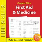 First Aid & Medicine Life Skills Unit