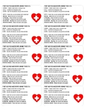 First Aid Safety Badge Card - Trail Life Scout