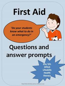 First Aid Problems - Do you know what to do?