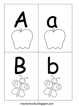 First Aid for Fragile Learners:  Alphabet Edition