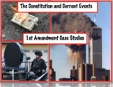 1st Amendment Current Event Case Studies - Common Core Ready
