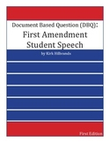 First Amendment DBQ: Student Speech