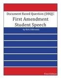 First Amendment DBQ: Student Speech
