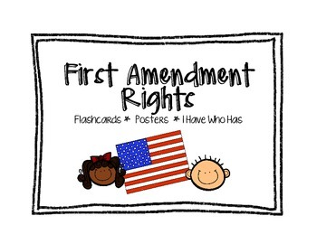 First Amendment Rights Package