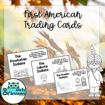 First American Trading Cards