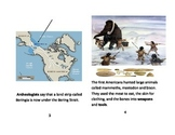 First Americans Book for Entering and Emerging ELLs