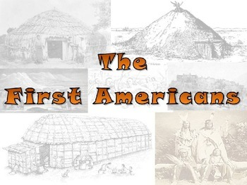 First Americans: Indian Tribes of North America