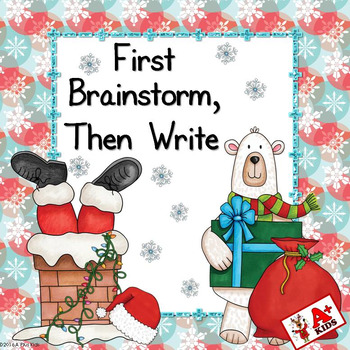 First Brainstorm, Then Write