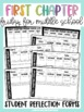 First Chapter Friday Middle School Book Recommendations Resources 6th, 7th, 8th
