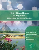 First Chinese Reader for Beginners Bilingual for Speakers of English