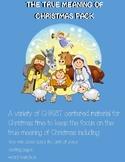 Birth of Jesus Mini Book