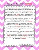 First Cloze Reading Passages FREEBIE
