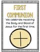 First Communion Activities