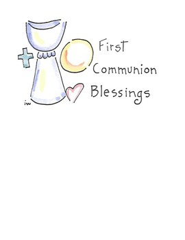 First Communion Cards
