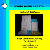 First Communion Eucharist Briefcase for Gr. 2