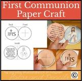 First Communion/ Mass Booklet