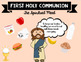 First Communion: What is a Spiritual Meal?