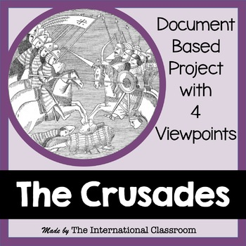Life in the Middle Ages: 4 Perspectives Newscast Project on the 1st Crusade
