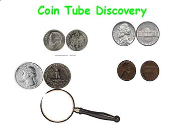 First Day Activity--Coin Discovery