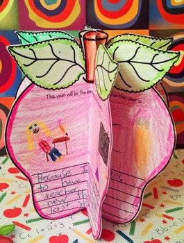 Back to School Craftivity for Primary Grades