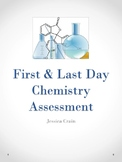 Chemistry: First Day Chemistry Assessment