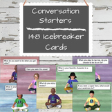 First Day Conversation Starters | Year Long Icebreakers