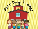 First Day Feelings Graph