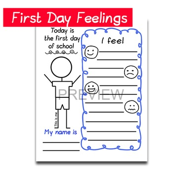 First Day Feelings