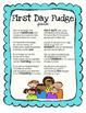 First Day Fudge